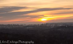 Watercolor Sunrise - 8x10 Nature Shot. $25.00, via Etsy.