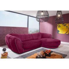 WOHNLANDSCHAFT in Rot Textil €1199 xxxlshop.de