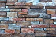 Stone and masonry wall Stock Photo - 486924