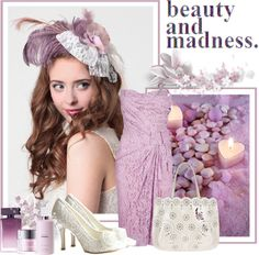 """""""beauty and ......."""" by sneky ❤ liked on Polyvore"""