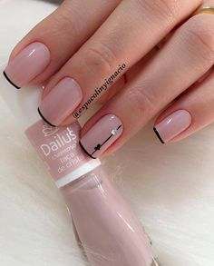 15 Super ideas for gel manicure designs short nails pretty art ideas French Manicure Acrylic Nails, French Nails, Manicure And Pedicure, Nail Polish, Manicure Ideas, French Manicures, Elegant Nails, Classy Nails, Toe Nails