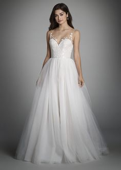 Bridal Gowns and Wedding Dresses by JLM Couture - Style 9709
