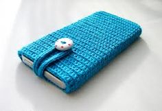 crochet iphone cover - Google Search