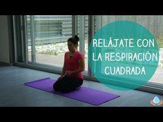 Respiración cuadrada - Técnica de respiración para reducir estrés
