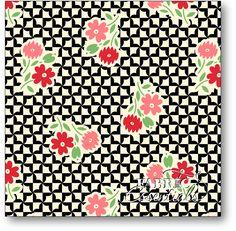 Blue Hill Fabrics - Feedsack III - 7950-013
