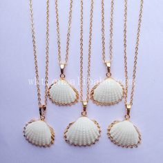 WT-JN014 Hot in August fashion beach style natural sea shell