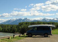 North BC mountains