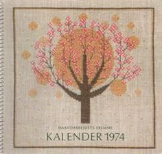 more danish embroidered calenders