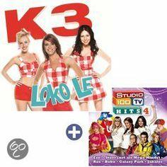 """Productbeschrijving       Artiest(en): K3   Nederlands  Cd (album)  2 disks  25 november 2013  Alle productspecificaties     Het nieuwe album van K3 alleen bij bol.com krijg je daarbij gratis de cd Best Of Studio 100 TV Vol. 4!  Na een jaar vol feestelijkheden naar aanleiding van hun 15-jarig bestaan, brengen Karen, Kristel en Josje als klap op de vuurpijl ook een gloednieuwe full cd uit. Naast hun zomersingle """"Eya Hoya"""", staan hierop tal van nieuwe, aanstekelijke en dansbare K3 nummers"""