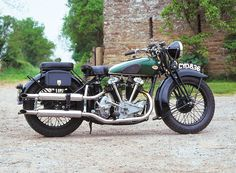 v twin bsa Motorcycle | BSA made V Twin motorcycles from the 1920s through to 1940. They were ...