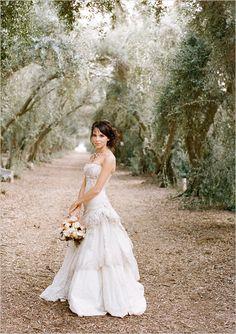 Loveliness. Picotte Weddings