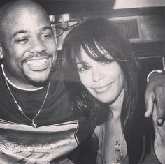 Aaliyah Haughton & Damon Dash