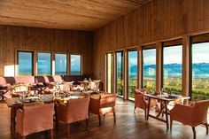 Awasi Patagonia is set within a private reserve, with stunning views of the Torres del Paine mountain range and Lake Sarmiento. Truly feel like a VIP when you book with Travel with Terra and get these Exclusive Perks Special Cooking Class for two, once per stay.