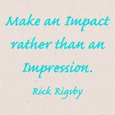 Image result for Dr Rick Rigsby quote