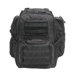 Voodoo Tactical Thor Pack Black 150040001000 for sale online Voodoo Tactical, Hunting Supplies, Hunting Bags, Backpack Reviews, Hunting Accessories, Hiking Backpack, Bag Sale, Zipper Pouch