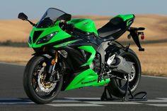 2013 Kawasaki ZX6-R #wheels