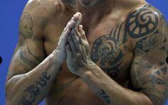 Del 'Carpe Diem' a los tradicionales aros olímpicos: los tatuajes de los Juegos…