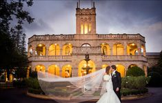 Sydney castle wedding venue