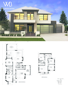 The Meridian by Webb and Brown-Neaves. View it at 26 Backwater Circle, Burns Beach or http://www.wbhomes.com.au