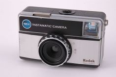 Kodak Instamatic 155X, in 1971... i had a camera like this, if not the same