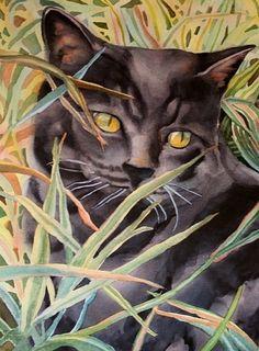 Tot by MarySue Krueger Watercolor ~ 16 x 12