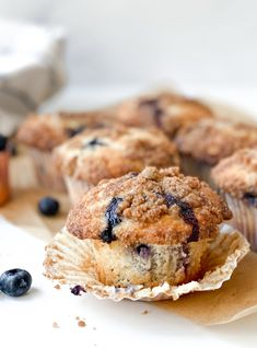 BLUEBERRY COFFEE CAKE MUFFINS - SALTED sweets Frozen Cookie Dough, Frozen Cookies, Salted Chocolate, Chocolate Chunk Cookies, Jumbo Muffins, Coffee Cake Muffins, Perfect Breakfast, Breakfast Ideas, Cinnamon Butter