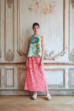 See the complete Tsumori Chisato Spring 2016 Ready-to-Wear collection.