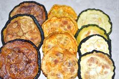Most snack foods are high in calories and fat. This recipe for zucchini chips is delicious and healthy. Even the kids will love them!