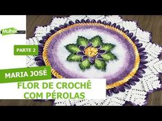 Nubecita Magica, México, Mexico. Log in or sign up to contact Nubecita Magica or find more of your friends. Maria Jose, Crochet Videos, Mexico, Sign, Friends, Youtube, Craft Videos, Crocheted Flowers, Scrappy Quilts