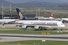 Singapore Airlines Airbus A380-841; 9V-SKN@ZRH;10.04.2014/750ah