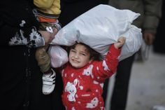 facing a harsh winter in Lebanon, being able to buy warm clothes makes a big difference. #syiranrefugees #stopwar