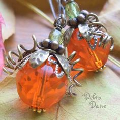 Hey, I found this really awesome Etsy listing at https://www.etsy.com/listing/57201419/pumpkin-earrings-orange-pumpkin-earrings