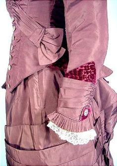 Antique Dress - Item for Sale 1880s