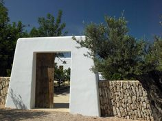 BLAKSTAD Projects. This port refers to the old entrance of IbizaAirport #ibizahomes #blakstadibiza