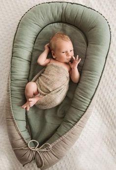 Olive Green LINEN Baby Nest Baby Nest Bed Linen Baby Gift Green Cocoon Baby Nest Babynest Linen Babynest Green Color Baby Nest Linen LINEN baby nest bed made of a highest. Baby Bedding, Linen Bedding, Linen Fabric, Bedding Sets, Bed Linens, Baby Nest Bed, Beige Bed Linen, Cocoon, Diy Bebe