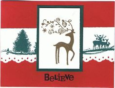 CHRISTMAS STAMP-A-STACK by scrapallnite - Cards and Paper Crafts at Splitcoaststampers