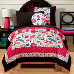 Fiona Comforter Set, Multi, Girls | Your #1 Source for Toys and Games