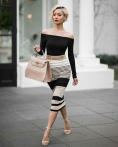 Stylish Feminine Chic