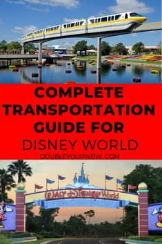 Everything You Need to Know About Disney World Transportation Disney World Hotels, Disney World Magic Kingdom, Disney World Tipps, Disney World Secrets, Disney World Food, Disney World Parks, Walt Disney World Vacations, Disney Resorts, Disney World Tips And Tricks