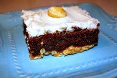 Macadamia Nut Brownies - Best brownies ever!!