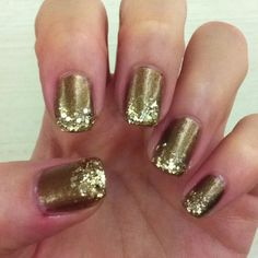 Dior Vernis plus canmake sparkles! Lady gaga Bollywood nails it is!
