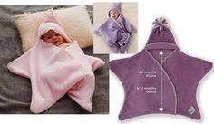 Wenn eine Freundin schwanger ist, bin ich immer schnell dabei die Nähmaschine zu greifen, um etwas Schönes fürs Baby zu machen. Ein hübscher Schlafsack oder süßer Schlafanzug kommt immer gut an. Wir zeigen Dir 12 Ideen für Babyschlafsäcke zum Selb...