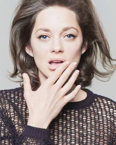 Marion Cotillard for Elle Magazine.