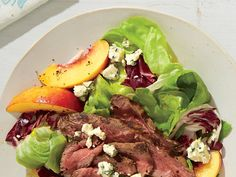 Petite sirloin filets are healthfully lean, and they're also surprisingly full-flavored and meltingly tender--making them an ideal choice...
