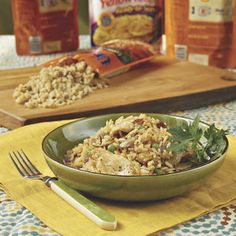 Chicken-and-Rice - 8 Quick and Easy Rice Dinner Recipes - Southern Living
