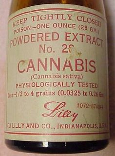 Marijuana has been medicine for all of human history. End prohibition and give the people back this natural cure!