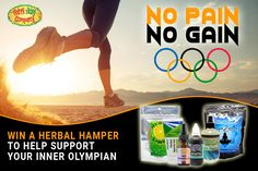 Olympic fever is amongst us and to celebrate how important fitness and heath is to all of us, we are giving away a hamper valued at $120 http://woobox.com/5eyohf