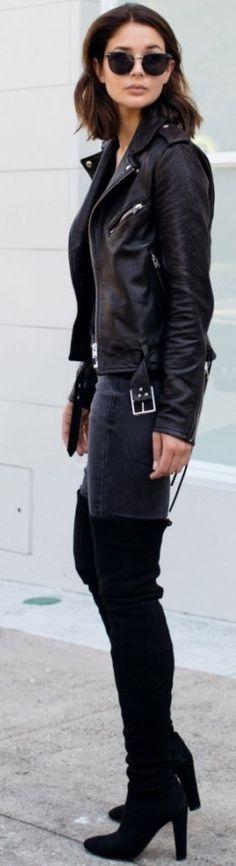 Wardrobe Essential: Grey Jeans - Harper and Harley #wardrobe