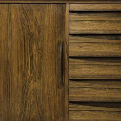 Arne Vodder rosewood sideboard model 76 by Sibast at Studio Schalling