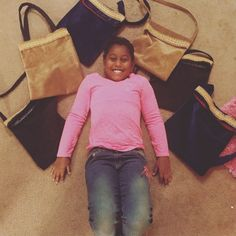 Spotlight On Nine-Year-Old Khloe Thompson, Creator And Founder Of Khloe Kares